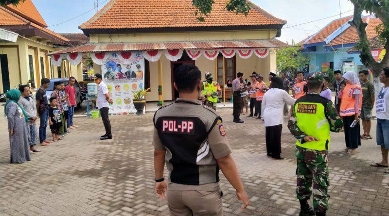 Giat OPS Yustisi Gakplin, Terus Digalakkan Diseluruh Wilayah Jajaran Kodim  0819/Pasuruan