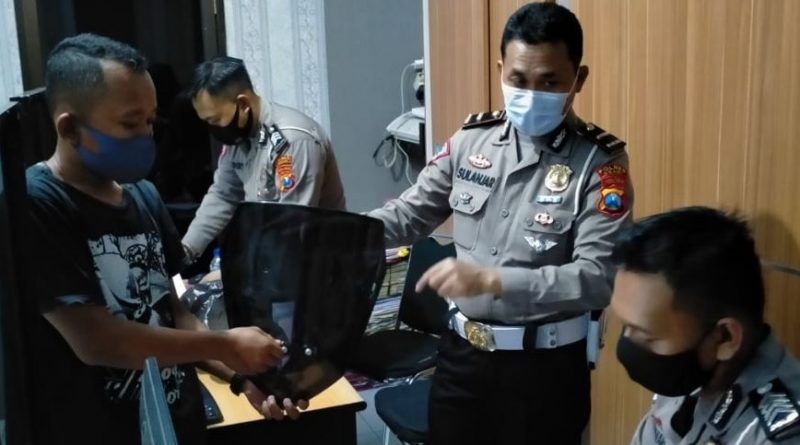 Satlantas Polres Ngawi Ungkap Kasus Tabrak Lari, 1 Orang Korban Meninggal Dunia