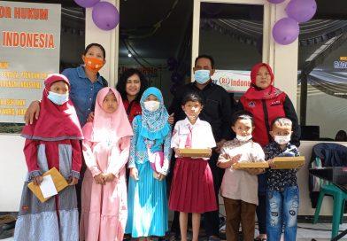 HUT Radar Indonesia Ke – 10 Gelar Tasyakuran Dan Menyantuni Anak Yatim Piatu